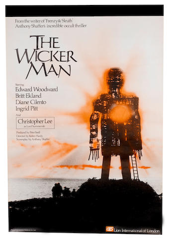 The Wicker Man,  Lion International, 1973,3