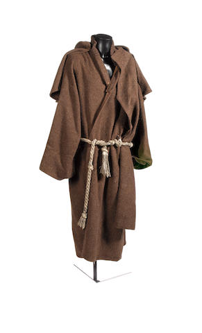 Doctor Who - Tooth and Claw, 2007 A Guardian monks robes,