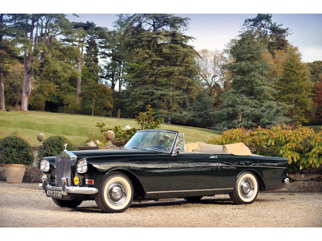 1965 Rolls-Royce Silver Cloud III Chinese Eye