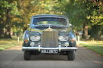 The property of a titled gentleman,1965 Rolls-Royce Silver Cloud III Long-wheelbase Saloon  Chassis no. CEL41 Engine no. CL20E