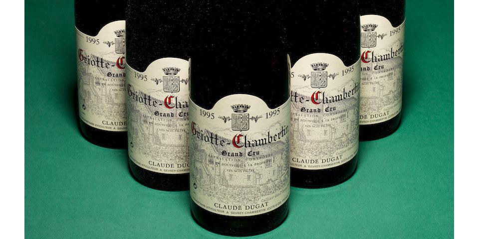 Griotte-Chambertin 1995 (6)