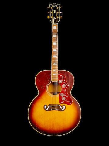 hn Entwistle's Gibson J200 acoustic guitar,