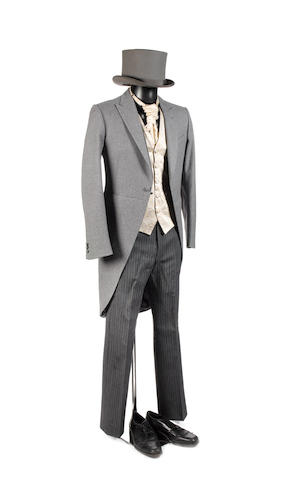Doctor Who - The Big Bang, 2010 Arthur Darvill as Rory Williams: A complete Groom's wedding outfit, comprising: