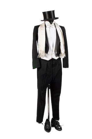 Doctor Who - The Big Bang, 2010 Matt Smith as The Eleventh Doctor: A complete Wedding guest outfit, comprising: