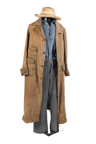 Doctor Who - Vincent And The Doctor, 2010 Tony Curran as Vincent van Gogh: A parital costume, comprising:4