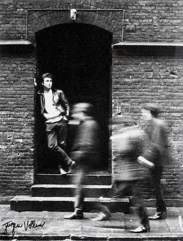 Jürgen Vollmer: John Lennon in Hamburg, 1961,