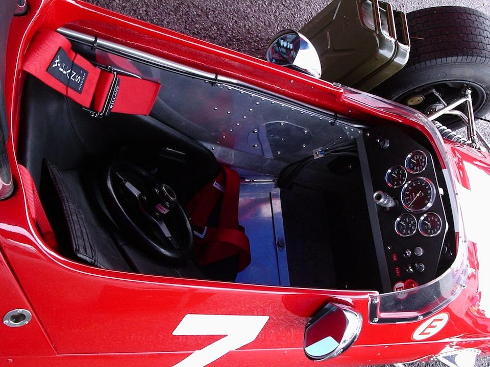 The Ex-Team Surtees, John Surtees,1967 Lola Ford 1.6-litre T100  Chassis no. SL/100/6