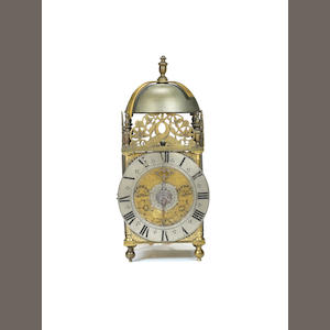 A late 17th Century lantern clock Thomas Ford de Bucks Fecit