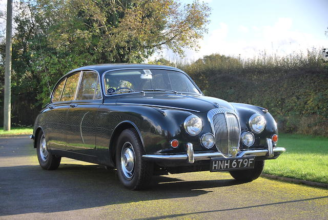 1968 Daimler V8 250 Sports Saloon  Chassis no. P1K2082DN Engine no. 7K2144