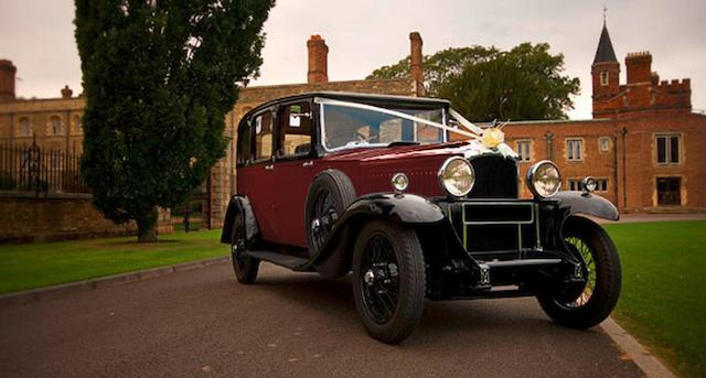 1928 Vauxhall Grosvenor Saloon