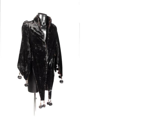 A Jimi Hendrix jacket/cape, 1967,