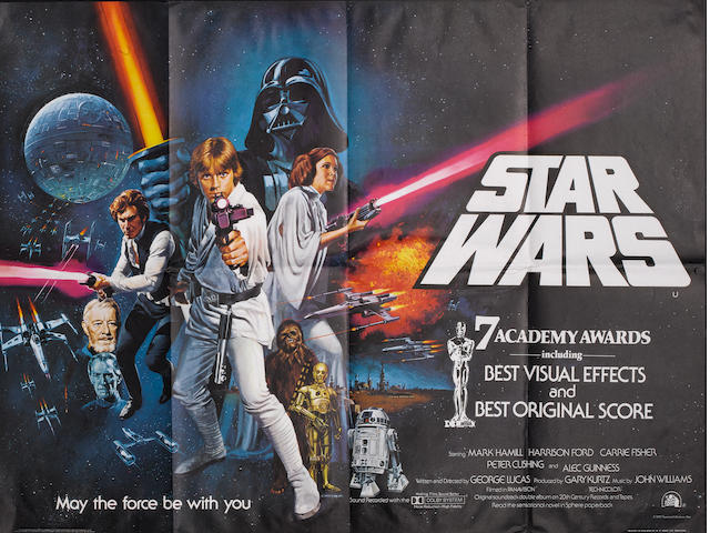 Star Wars, 20th Century Fox, 1977,3