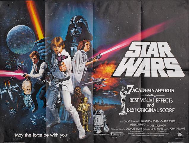 Star Wars, 20th Century Fox, 1977, 3
