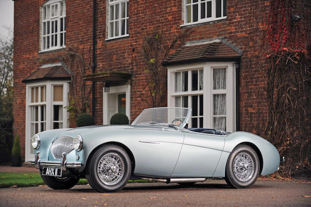 1952 Cape Works Healey Special 100 Prototype