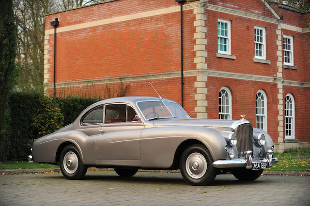 1954 Bentley R-Type by Abbot