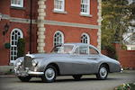 1954 Bentley R-Type 4.6-Litre Coupé  Chassis no. B329SP Engine no. B414S