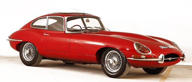 1964 Jaguar Series 1 3.8-Litre Coupé  Chassis no. 861685 Engine no. RA6966-9