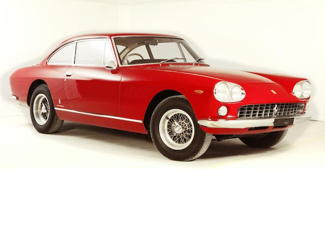 1964 Ferrari 330GT 2 2 Series 2 Berlinetta  Chassis no. 5465GT Engine no. 5465GT