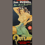 The Outlaw,  RKO Radio Pictures, 1943 (1950 re-release),