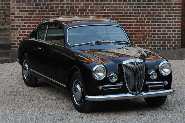 1955 Lancia Aurelia B20 4th series Coupé Pininfarina, Chassis no. B20 3422