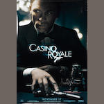 A collection of Casino Royale posters, 2006,19