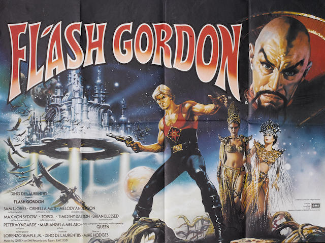Flash Gordon, Universal, 1980