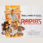 Indian Jones and the Raiders of the Lost Ark, Paramount, 1981,