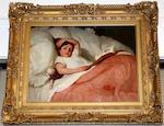 George Cochran Lambdin (American, 1830-1896) Lazy Bones