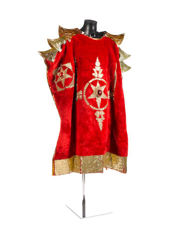 Flash Gordon, 1980 A large and elaborate 'Dwarf' costume,