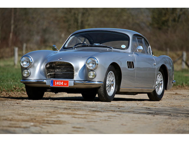 1956 Talbot-Lago T14 LS Special 2.5 Litre Berlinetta, Chassis no. 140031 Engine no. 16025