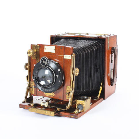 Sanderson Tropical hand camera