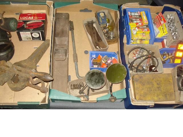 Assorted Automobilia,