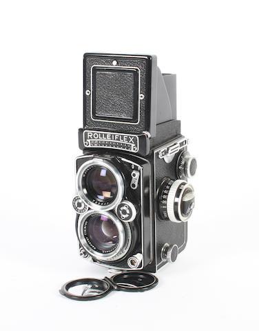 Rolleiflex f2.8E