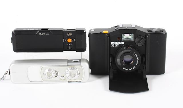 Minox cameras 3