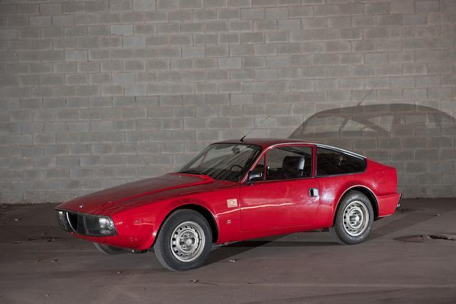 1975 Alfa Romeo Junior Zagato 1600, Chassis no. AR3060249
