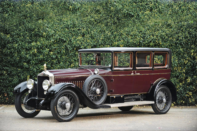 1925 Minerva AF Limousine  Chassis no. 55901 Engine no. 55929