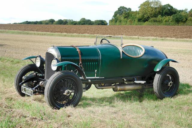 1922 Bentley 3-Litre Tourer  Chassis no. 91 Engine no. 617