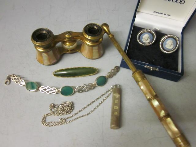 A silver 1 oz ingot, (Qty)