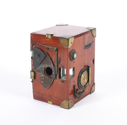 A Redding Luzo Detective camera