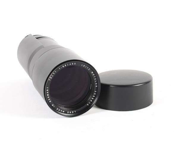 Leitz Telyt f6.8/400mm lens 2