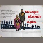 A collection of fifteen Sci-Fi related British Quad posters, titles including:15