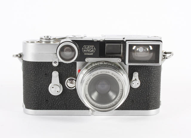 Leica M3, chrome