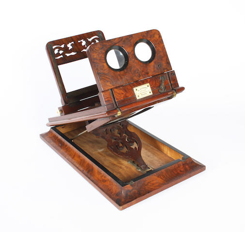 A Stereo Graphoscope by Hughes London