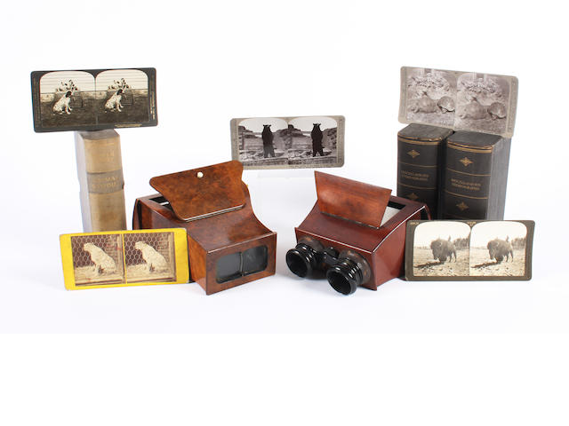 Brewster stereoscopes qty