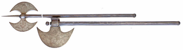 Two Eastern Axes