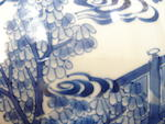 A blue and white jar with Chenghua mark Kangxi