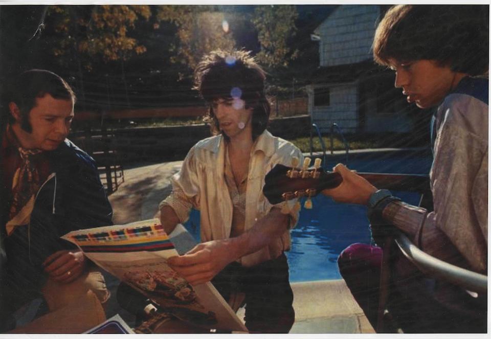 Bonhams : The Rolling Stones: Original album cover artwork