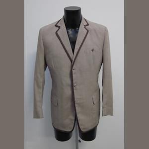 James Mason from an unknown production A fawn coloured blazer,
