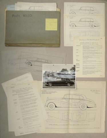 A Park Ward Coachworks folder