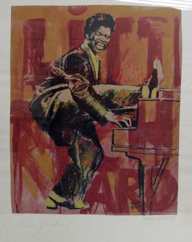 David Oxtoby: Little Richard,